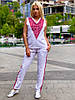 Женский летний брючный костюм S-M, L-XL, XXL-XXXL, фото 8