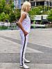 Женский летний брючный костюм S-M, L-XL, XXL-XXXL, фото 10