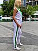 Женский летний брючный костюм S-M, L-XL, XXL-XXXL, фото 4