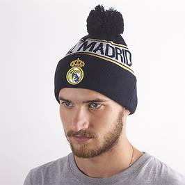 Футбольні зимові шапки