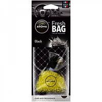 Ароматизатор Aroma Car Fresh Bag Black    (Блек) 92608