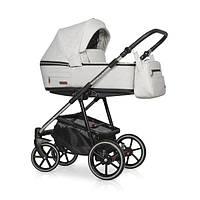 Дитяча коляска Riko Swift Premium 14 Platinium ( Світло-сіра)