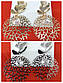 Большие серьги для свадьбы оптом. Свадебная бижутерия из Китая 761, фото 2