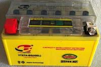 Аккамулятор  12V7A  OUTDO  (GEL) желтый с индикатором 95x87x150
