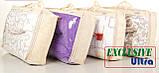 Подушка Для Вагітних і Годування Ultra Exclusive, В комплекті: наволочка - Фіолетово-Абрикосова, фото 7
