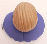 Дорожная подушка под шею Matrix, Синяя, фото 4