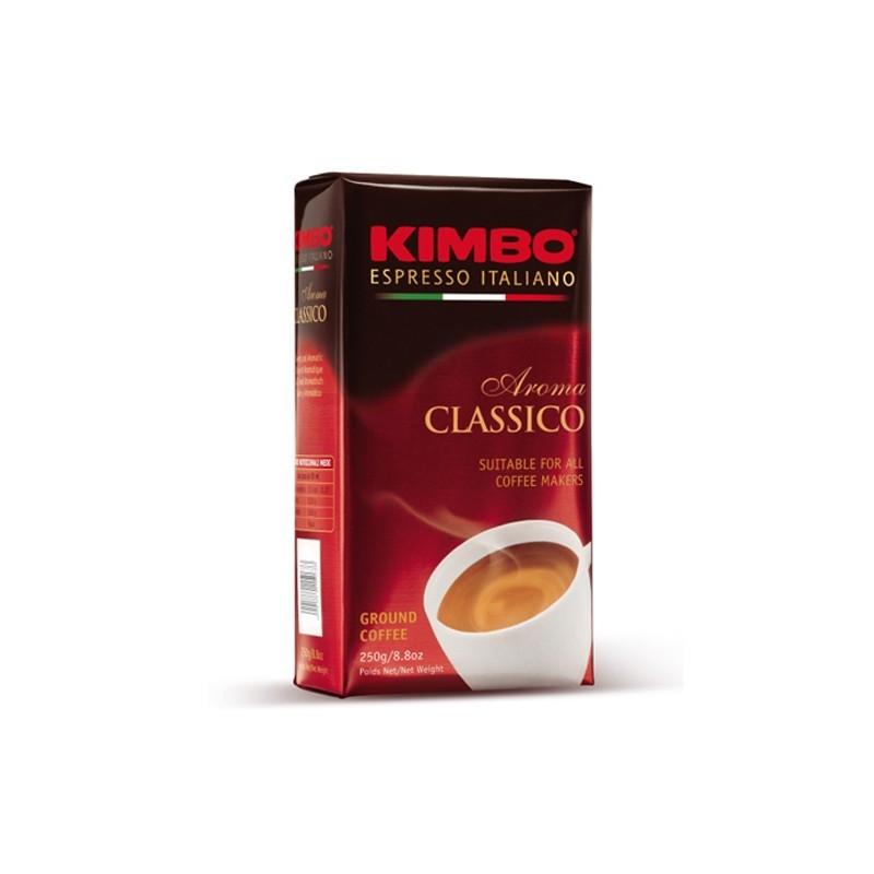 Кава мелена KIMBO AROMA CLASSICO, 250 грам. Італія