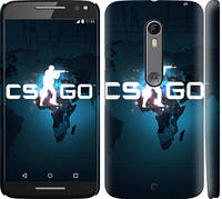 Чехол на Motorola Moto X Style Counter-Strike: Global Offensive