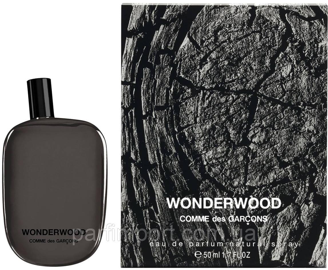 COMME DES GARCONS WONDERWOOD EDP 50 ml  парфумированная вода мужская (оригинал подлинник  Франция)
