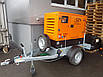 Прицепы и трейлеры для дизель генераторов