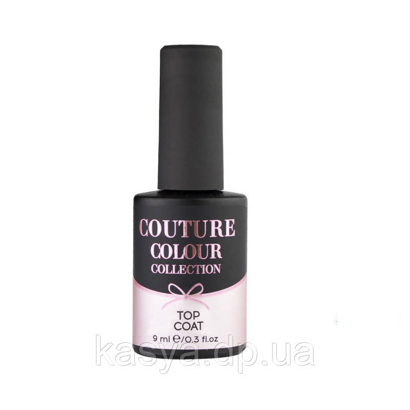 Топ для гель-лака с липким слоем Couture Colour, 9 мл