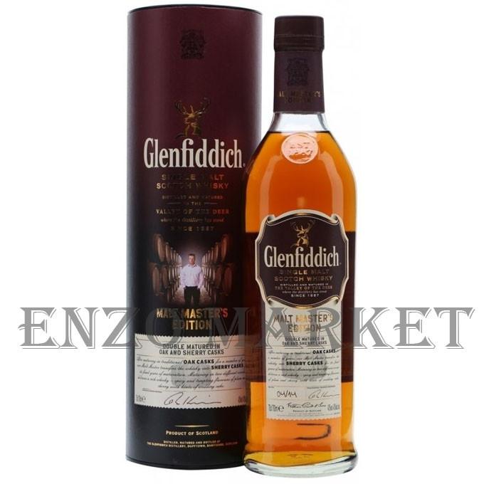 Виски Glenfiddich Malt Masters Edition (Гленфиддик Мальт Мастер Эдишин) 43% 0.7 литр