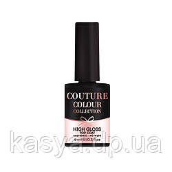 Топ для гель-лаку без липкого шару Couture Colour, 9 мл