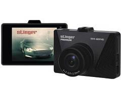 Автомобильный видеорегистратор STINGER ST Premium DVR-480FHD