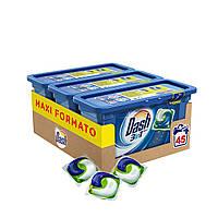 Капсули для прання універсального білизни Dash Classico 3 в 1 45 шт