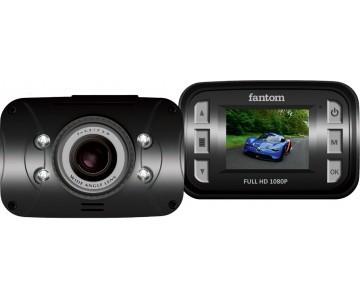 Автомобильный видеорегистратор FANTOM (фантом) FT DVR-900FHD