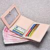 Серый кошелек с изображением фламинго, фото 3