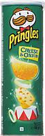 Чипсы Pringles Cheese Onion Сыр-лук 165 г