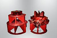 Рабочее колесо вентилятора БЦС Р-8-УЗК-50 №6 (запчасти БЦС,запчасти БЦС-50)