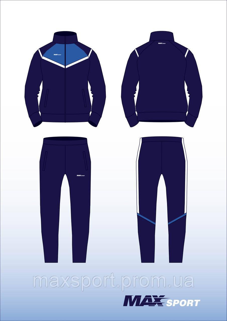 Спортивний костюм, модель MX19001, пошив під замовленння в різних кольорах та розмірах