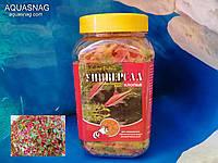 Универсал - банка 80гр,  витаминизированный корм для рыб