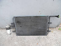 Радиатор кондиционера (1,6 MPI 8V) Skoda Octavia Tour 02-10 (Шкода Октавия Тур), 1J0820413N