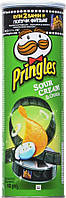 Чипсы Pringles Sour Cream & Onion Сметана-лук 165гр