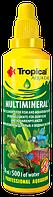 Препарат Tropical Multimineral, для рыб, 50мл, на 500л