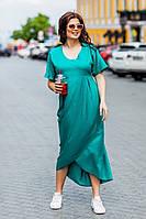 """Женское модное платье """"Лотос"""""""
