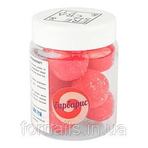 Сахарный скраб для тела FRESH&CRAFT, барбарис