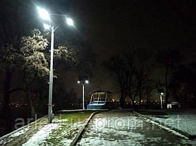 Светильник автономный аккумуляторный LEDO 9 ~22 Вт. для систем автономного освещения, фото 3