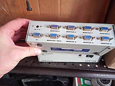 Б/у Внешний видео сплиттер Gembird GVS12 GVS-128, фото 3