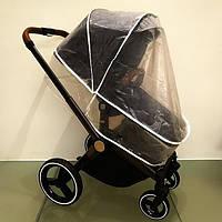 Аксессуар к коляске Welldon Дождевик для детских колясок 2 в 1 WD007 (WD-ST01)