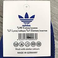 Носки мужские спортивные х/б с сеткой короткие Adidas, Германия, 41-45 размер, ассорти, 12655, фото 3