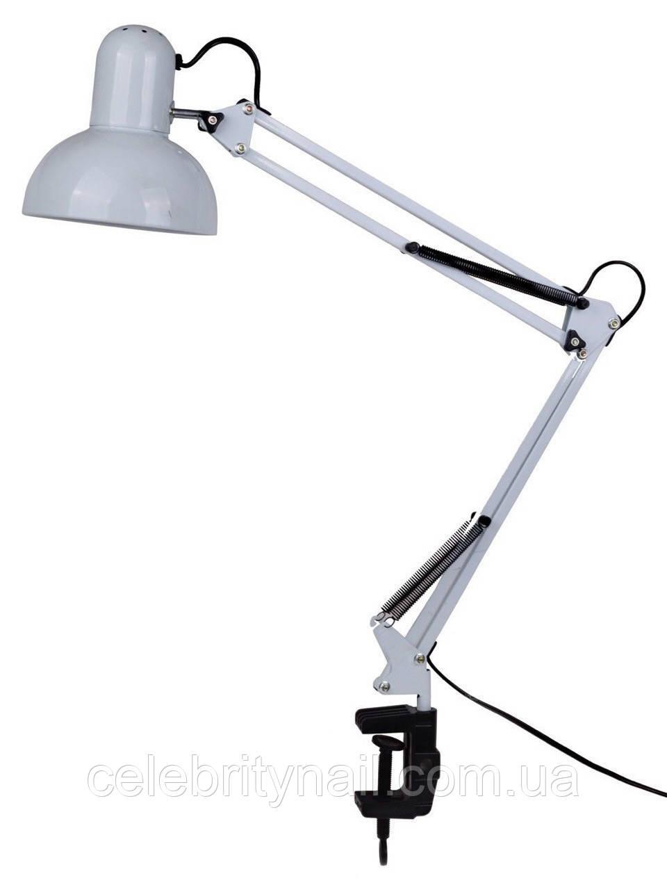 Лампа настольная TD-2-B (белая)