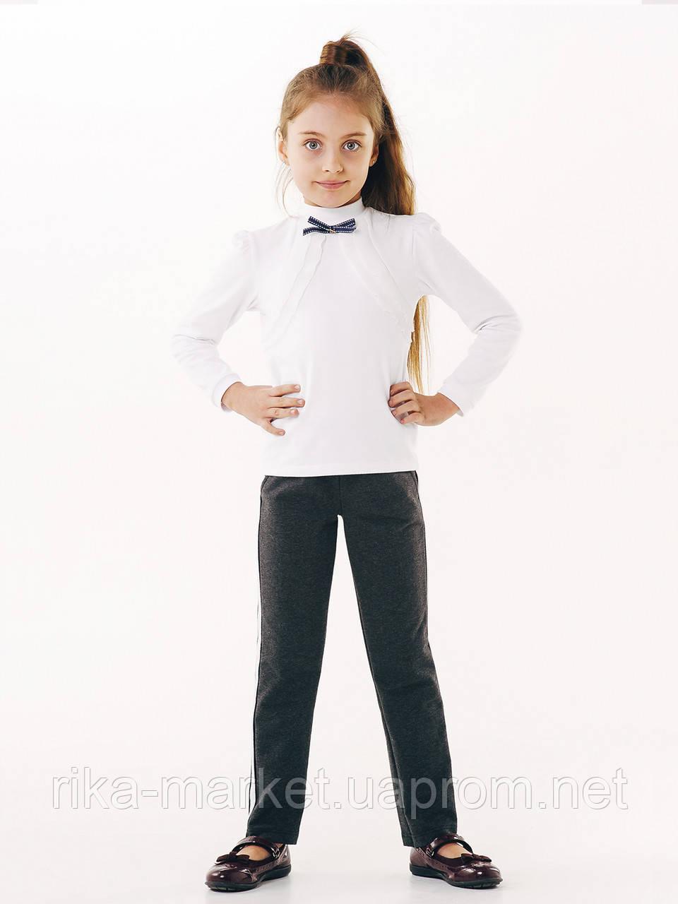 Школьные брюки для девочки, ТМ Смил, 115350, возраст 7 - 10 лет