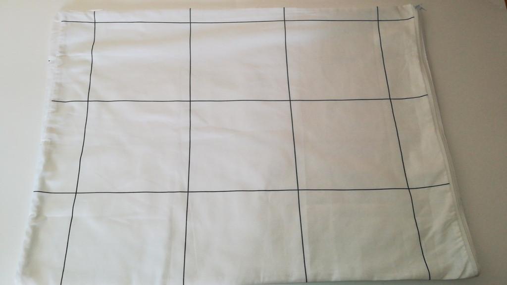 Наволочка на подушку 50*70 см, Набор 2 шт. от Sarraf Home, пр-во Турция Белый