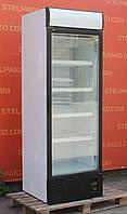 """Холодильная шкаф витрина """"INTER 400T"""" полезный объём 400 л., (Украина), малый срок эксплуатации, Б/у, фото 1"""