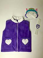 Флисовая жилетка костюм героев Щенячий патруль Эверест, фото 1
