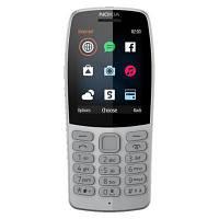 Мобільний телефон Nokia 210 DS Grey (16OTRD01A03)