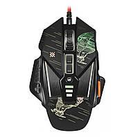 Игровая компьютерная мышь USB DEFENDER sTarx GM-390L Черный