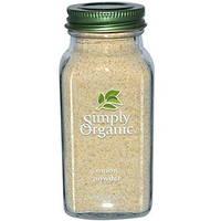 Simply Organic, Луковый порошок (85 г)