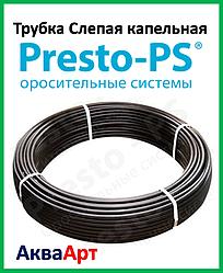 Капельная трубка слепая Presto-PS диаметр 16 мм, длина 100 м (TS100-16)