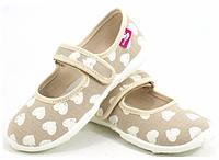 Тапочки-мокасины Renbut для девочек 32 (20,3 см) , фото 1
