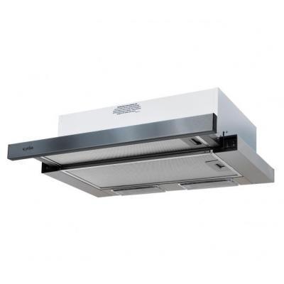 Вытяжка кухонная VENTOLUX GARDA 60 INOX(450)