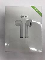 Беспроводные наушники i8s mini Bluetooth гарнитура(БЕЗ замены брака), фото 1