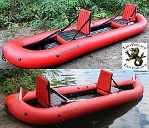 Надувная Байдарка LionFish.sub LFB-400M (Kayak) / ПВХ