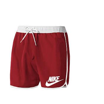 Мужские шорты Nike (Найк) красный