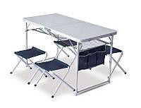 Комплект мебели Pinguin SET + 4 стула