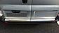 Накладка на задний бампер RENAULT TRAFIC (2002-2014), фото 2